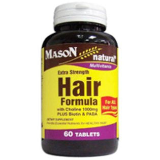 EXTRA STRENGTH HAIR FORMULA - 60 TABLETS