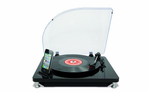 Turntable Conversion System for iPad, iPhone & iPod