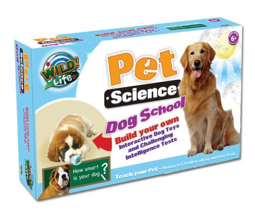 Pet Science Dog School