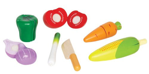 Hape - Playfully Delicious - Garden Vegetables - Play Set