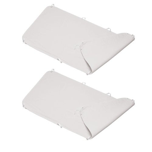 Ultimate Crib Sheet (White)