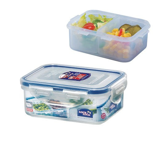 FOOD CONTAINER 350ML W/ DIVIDER