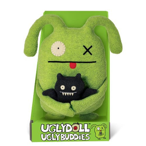 UglyDoll UglyBuddies Plush Dolls (Style: Ox and Ice-Bat)