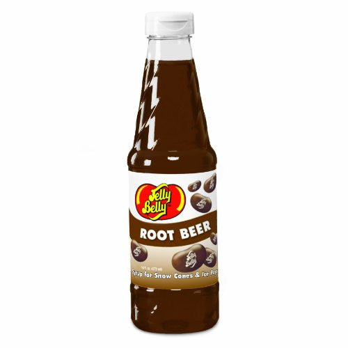 Jelly Belly Syrup - Root Beer