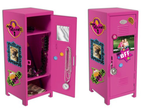 Girl Talk Locker with Magnets