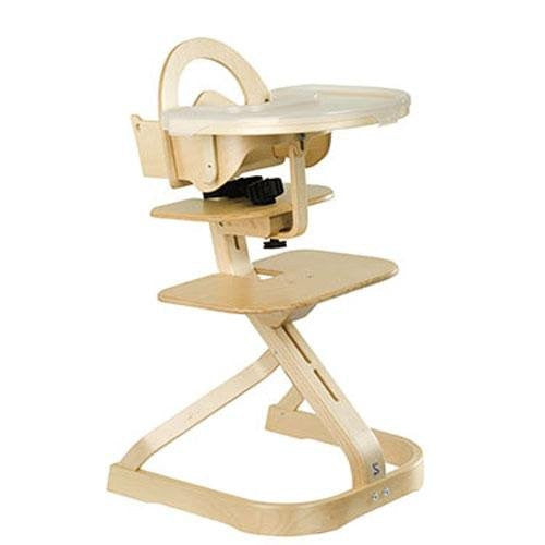 Signet Complete High Chair, Natural