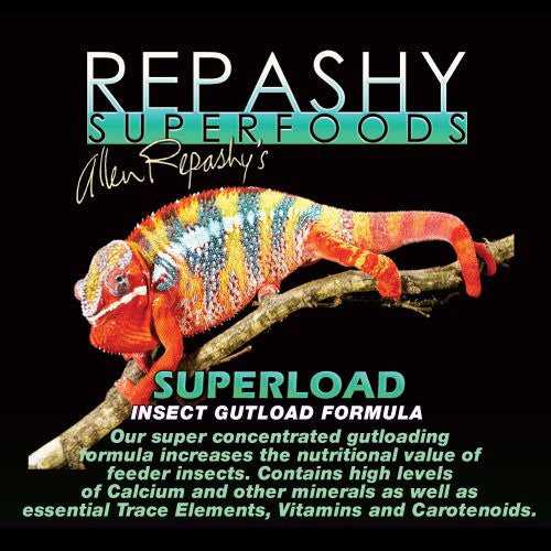 16oz Repashy Superload Insect Gutload Formula