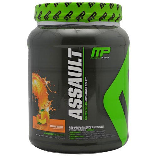 Muscle pharm Assault Pre-Workout System