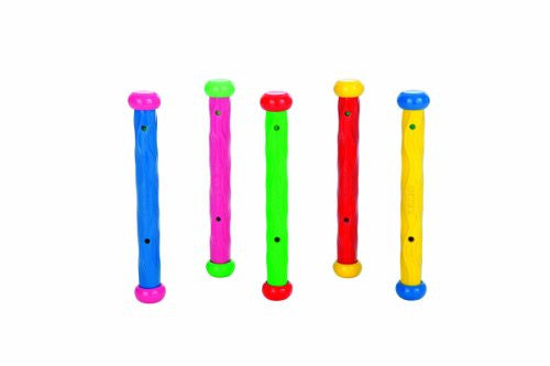 UNDERWATER PLAY STICKS, Age 6+, 5 Colors