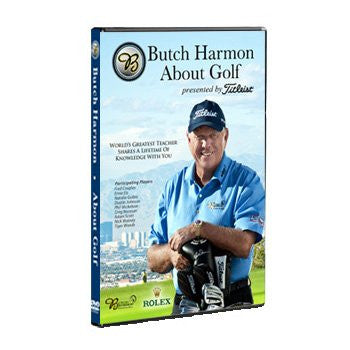 Butch Harmon About Golf (2012)
