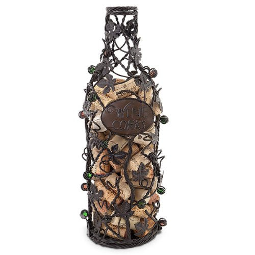 Epic Products Grapevine Wine Bottle Cork Cage