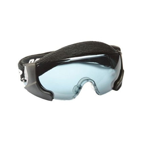 SHOCK-ABSORBENT EYE GUARD FOR ULTIMATE PROTECTION - Smoke