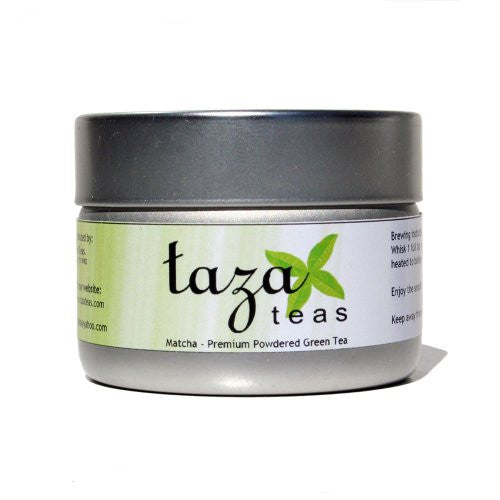 Green Tea, Loose Matcha Powder Ceremonial 1.8 Oz. (51g) (Tin)