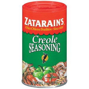 Zatarain's  Seasoning Creole 8.0 OZ