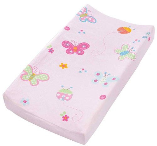 Plush Pals Changing Pad Cover (Butterfly)