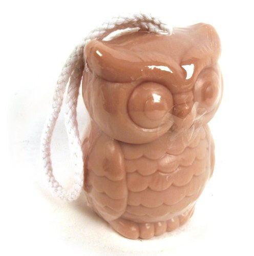 Owl Soap on a Rope - Vanilla Brown Sugar