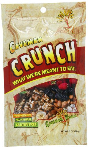 Caveman Snack Crunch 1.0 OZ