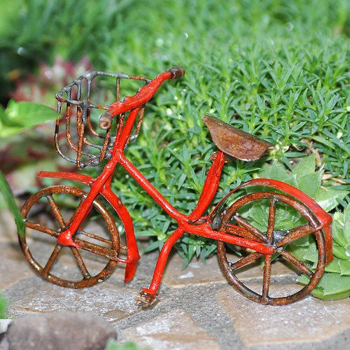 Mini Bicycle - Red