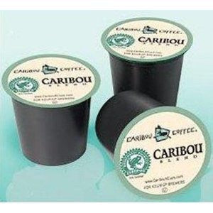 Caribou Coffee® Caribou Blend Coffee K-Cup® Packs, 24/Bx