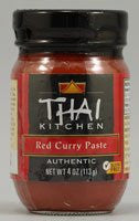 Paste Red Curry, Gluten Free 4.0 OZ