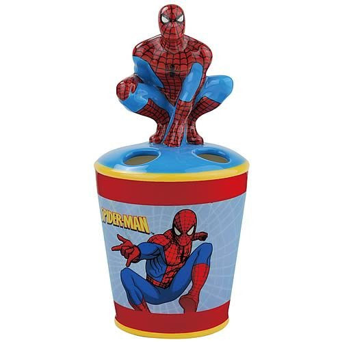 Spider-Man Toothbrush Holder (7 1/2-inch)