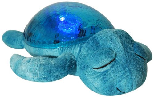 Cloud b Tranquil Turtle (Color: Aqua)