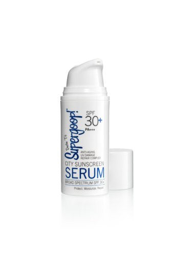 City Sunscreen Serum for Travel