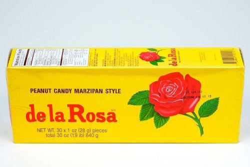 De La Rosa Mazapan, Small Box 1.0 OZ