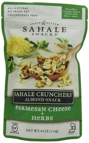 Parmesan Cheese & Herbs Crunchers 4.0 OZ