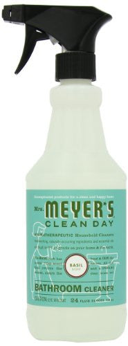Bathroom Cleaner, 24 oz. - Basil
