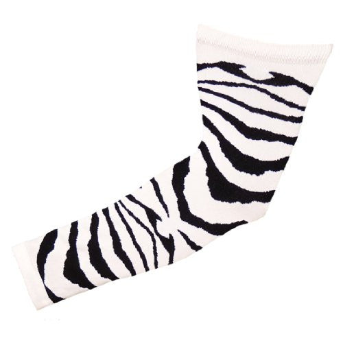 Krazy Kat Arm Sleeves, Small/Medium, White/Black