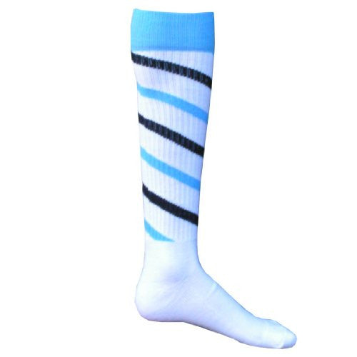 Cyclone, Small, White/Light Blue/Black