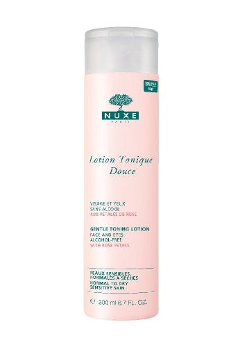 Face Care - Cleansers - Rose Petal - Gentle Toning Lotion - Bottle 200 ml