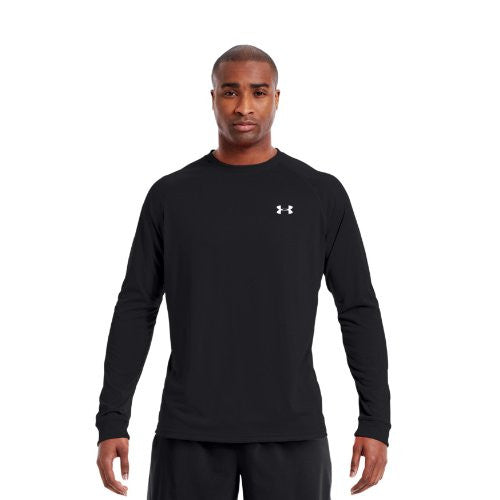 Tech Longsleeve T-Shirt - Black, Small