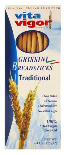 HCG Diet Grissini Breadsticks (Traditional)