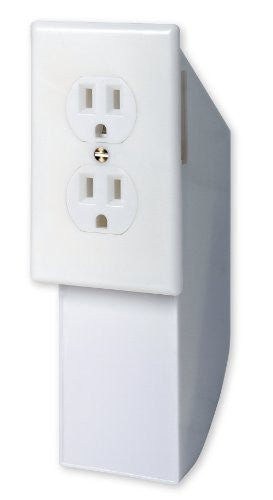 Meridian Point Hidden Wall Outlet Safe