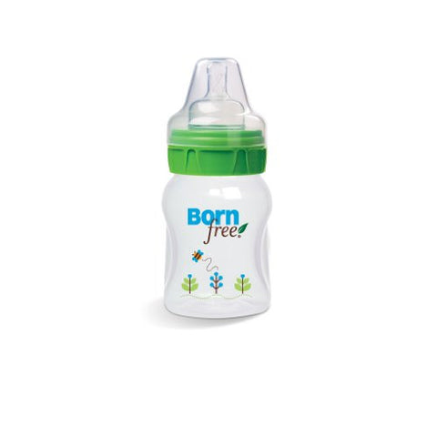 BPA-Free Decorated Bottle with ActiveFlow Venting Technology