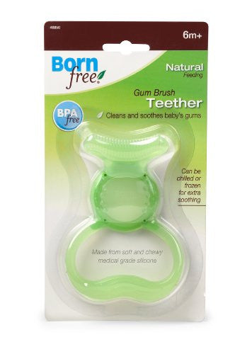 Silicone Gum Brush Teether
