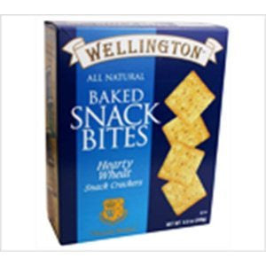 Wellington Hearty Wheat Snack Crackers 8.8 OZ