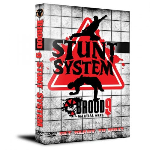 Brood 9 Stunt System DVD - Stuntman Guide