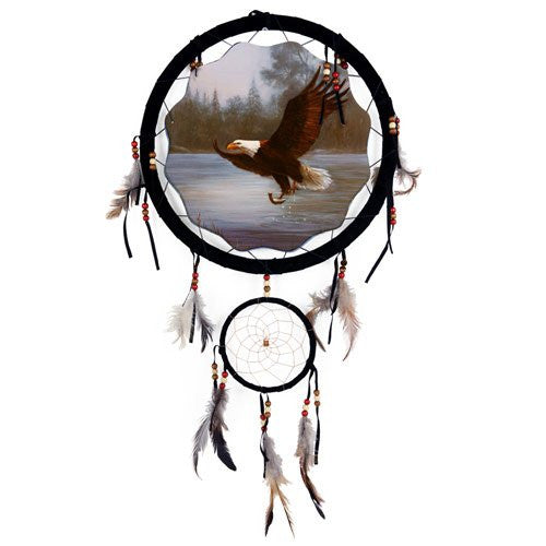 DREAM CATCHER 13 INCH/ EAGLE