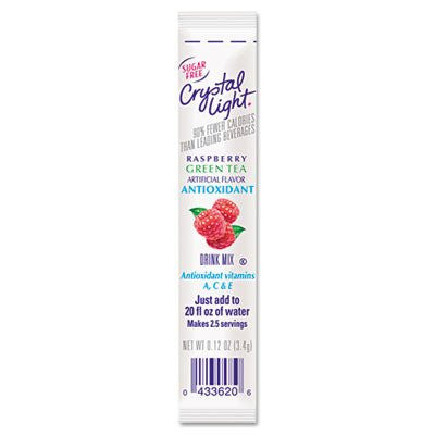 Crystal Light On the Go, Raspberry Lemonade, .16 oz Packets, 30/Box