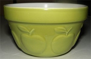 Mason Cash Apple Mixing Bowl - Size 36, 6.0in