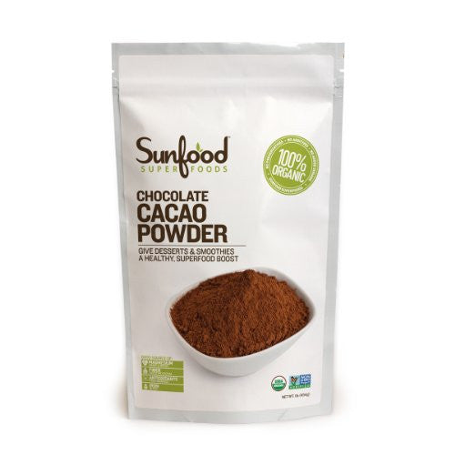 Chocolate Cacao Powder (Size: 1lb)