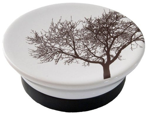 Tree Soap Dish - Brown