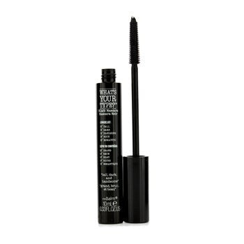 The Balm What's Your Type Mascara, Tall Dark and Handsome Lengthening Black, 0.33 Ounce