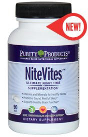 Purity Products NiteVites 90 Tablets