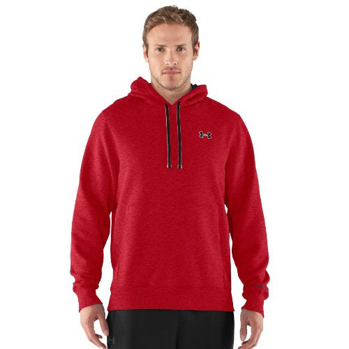 Storm Cotton Transit Hoody - Red, Small