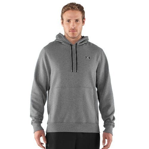Storm Cotton Transit Hoody - True Heather Gray, Large