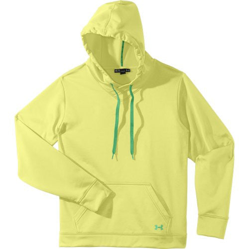 I Will Hoody - Sonic Yellow, Large